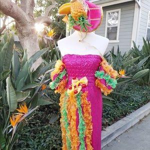 Halloween Costume, Carmen Miranda Chiquita Banana
